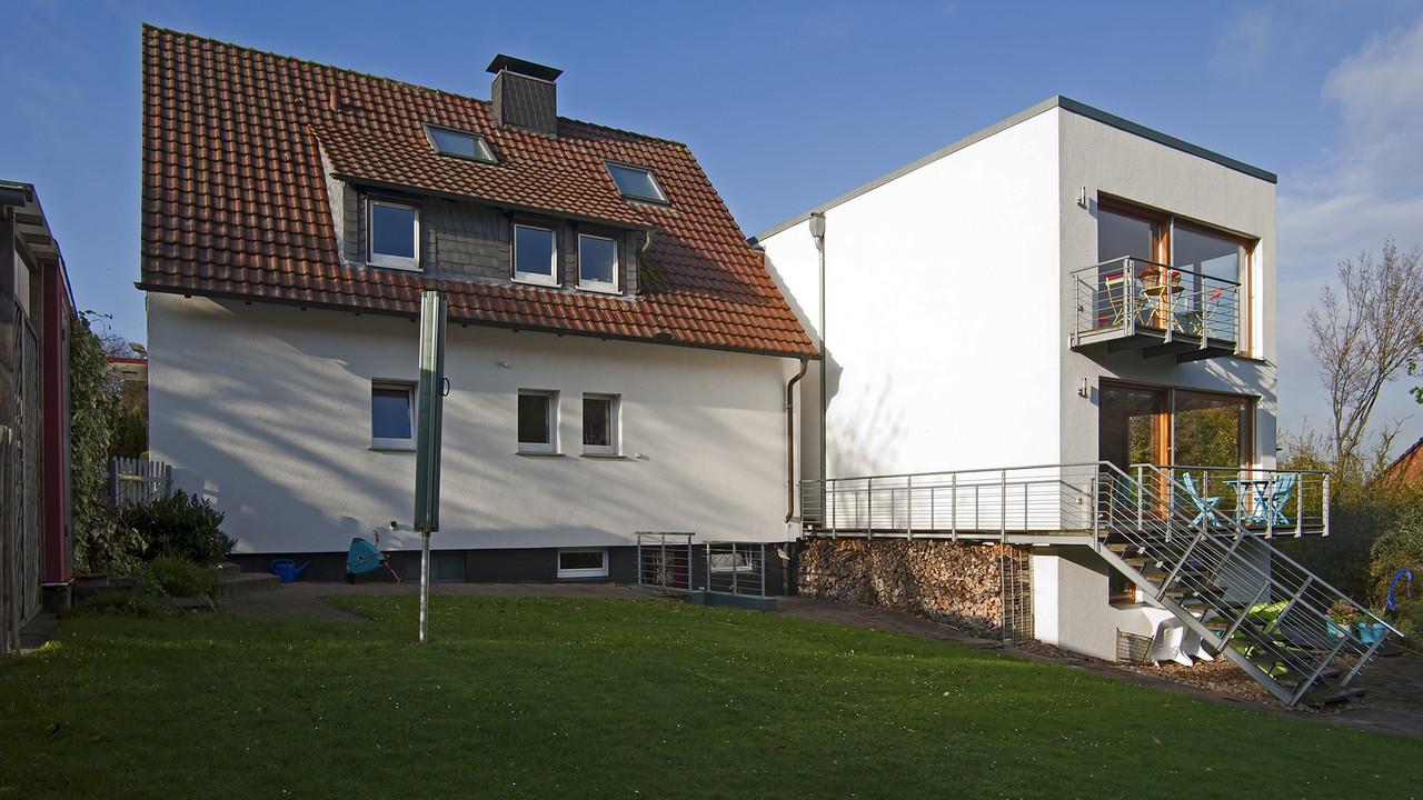 Wunderbar Haus Anbau Beste Wahl M