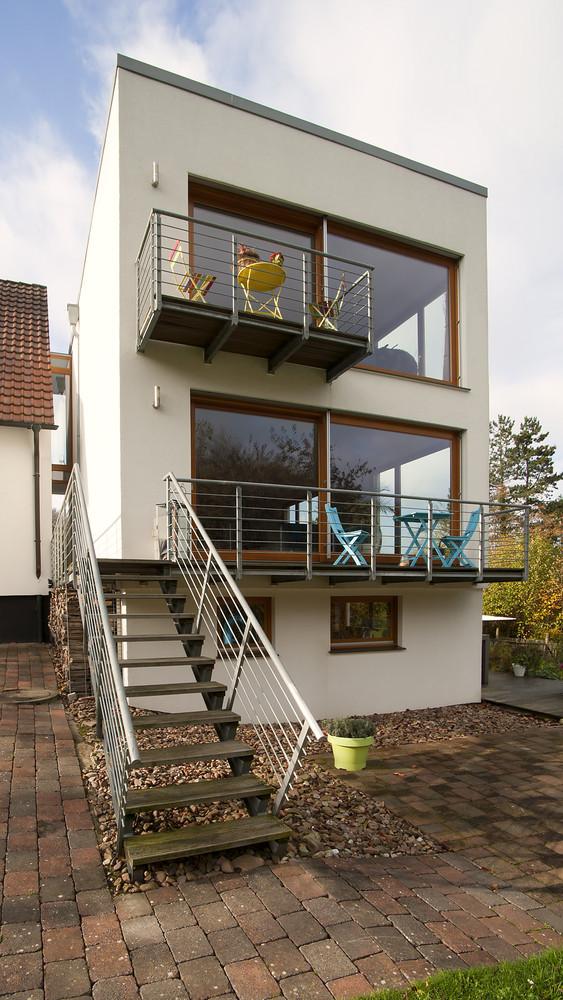 anbau haus m projekte hein architekten. Black Bedroom Furniture Sets. Home Design Ideas